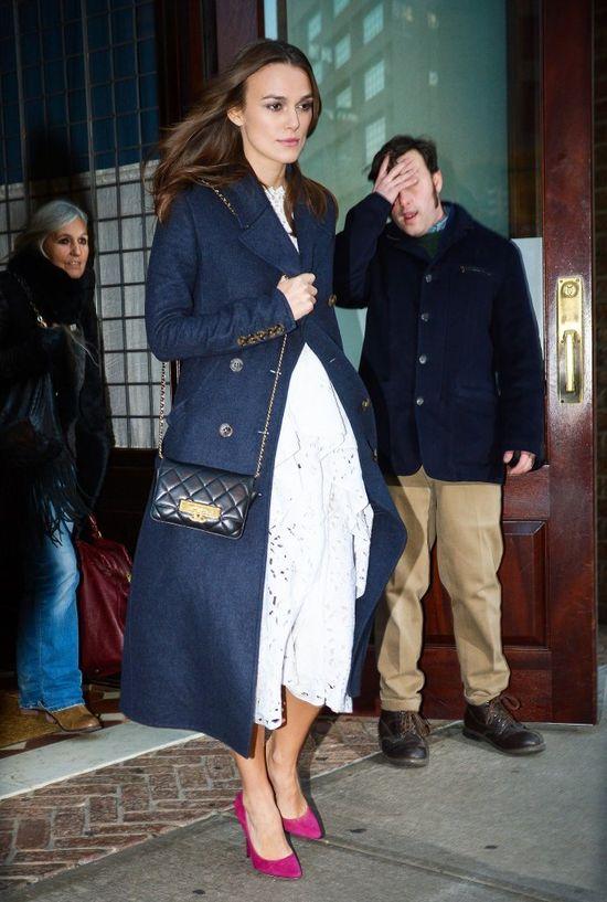 Keira Knightley jest w ciąży! To pewne!