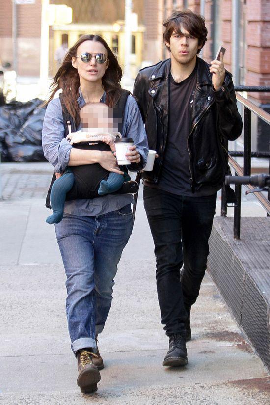 Przed ciążą nie założyłaby takich spodni (FOTO)