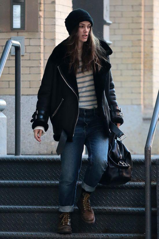 Przed ciążą posądzano ją o anoreksję (FOTO)