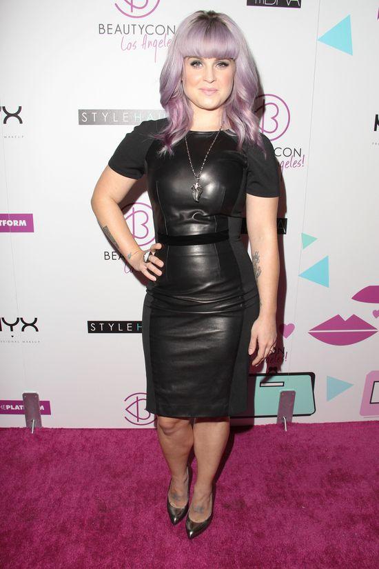 Kelly Osbourne: Moje cycki sta�y si� wielkie...