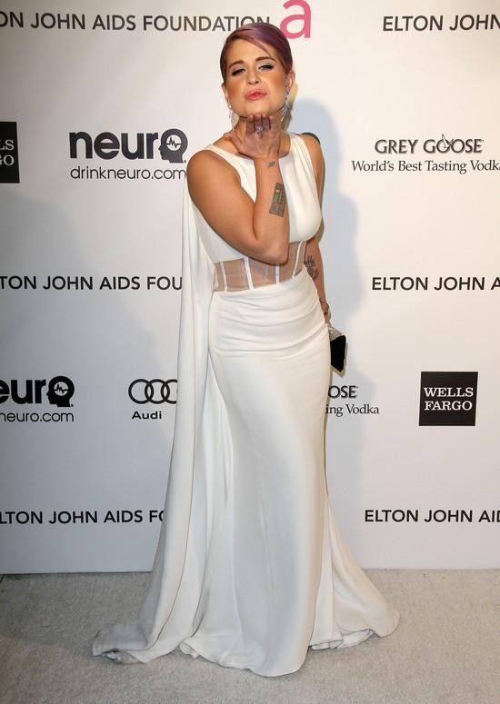 Kelly Osbourne miała atak padaczki?