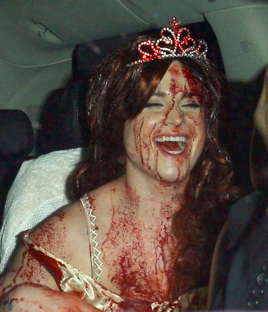Kelly Osbourne zdradziła swojego narzeczonego?