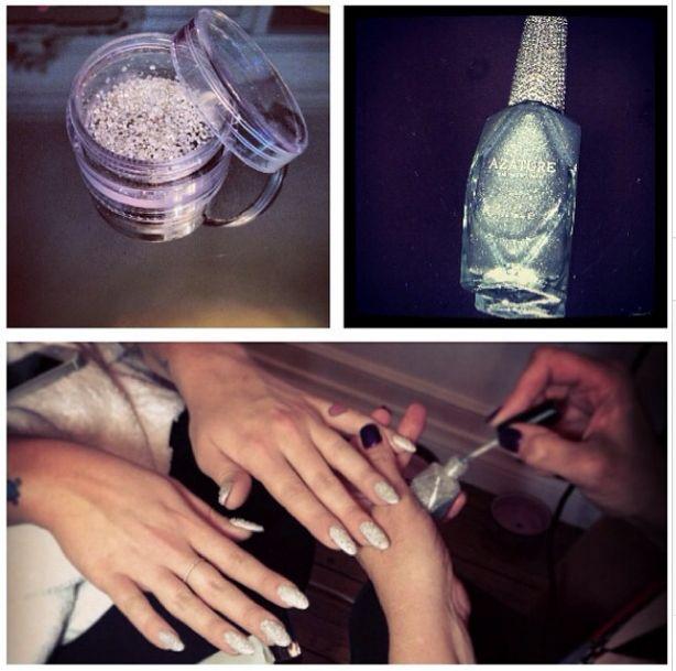 Kelly Osbourne ma manicure za milion dolarów (FOTO)