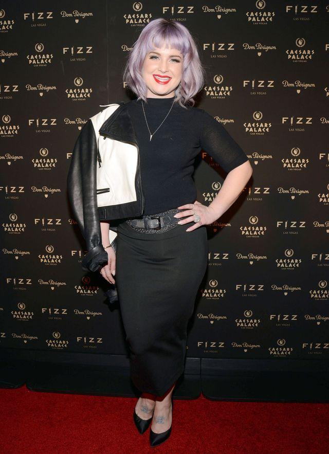 Kelly Osbourne przytyła ponad 8 kilogramów