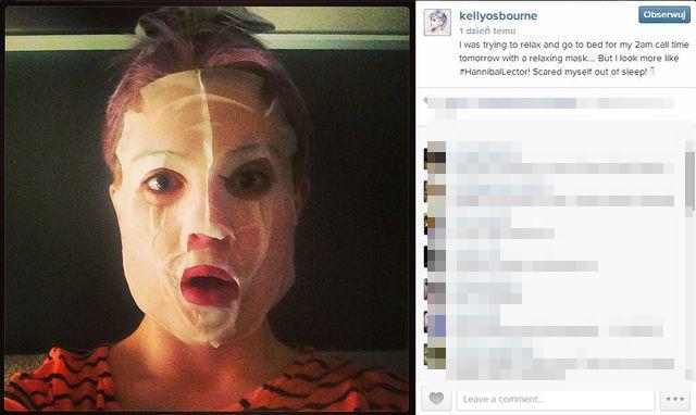Sposób na piękno według Kelly Osbourne (FOTO)