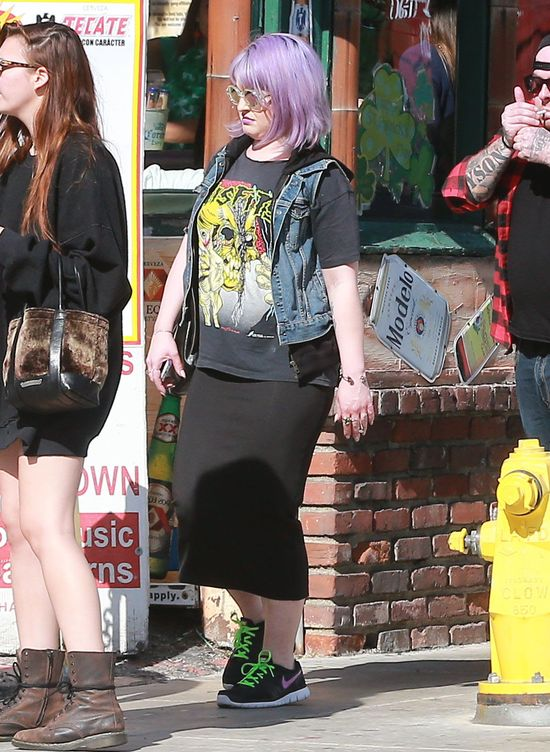 Jej styliści wzięli sobie wolne? (FOTO)