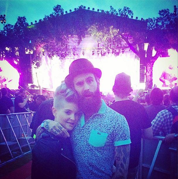 Kelly Osbourne ma nowego chłopaka (FOTO)