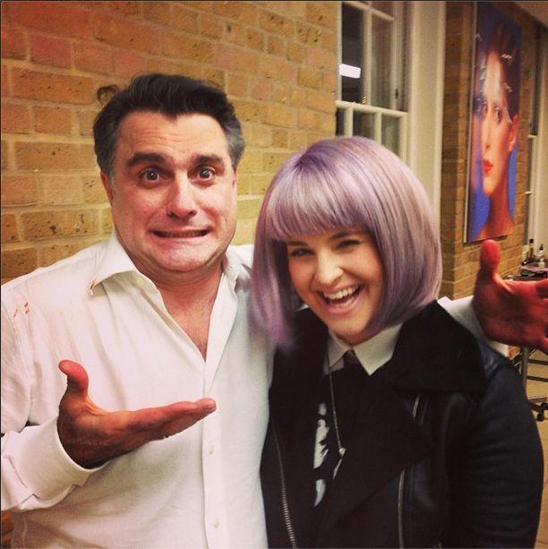Kelly Osbourne też ścięła włosy (FOTO)