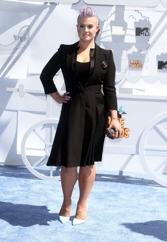 Na MTV Movie Awards przyszła w niewygodnych butach (FOTO)