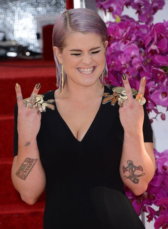 Kelly Osbourne przeżyła chwile grozy na Złotych Globach FOTO