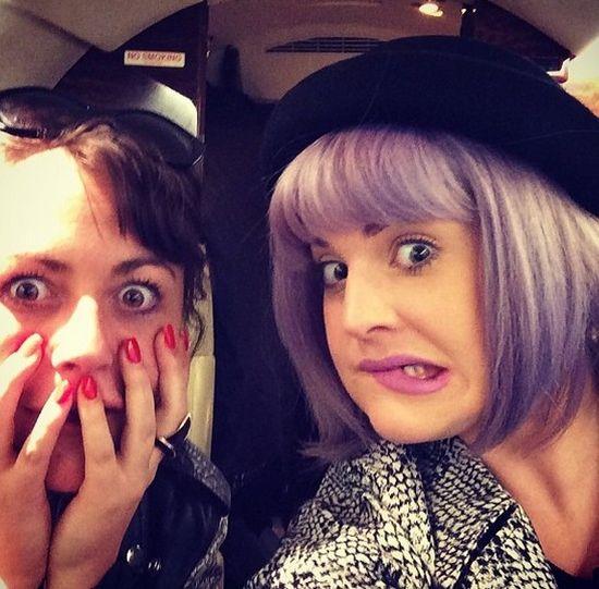 Co się stało Kelly Osbourne (FOTO)