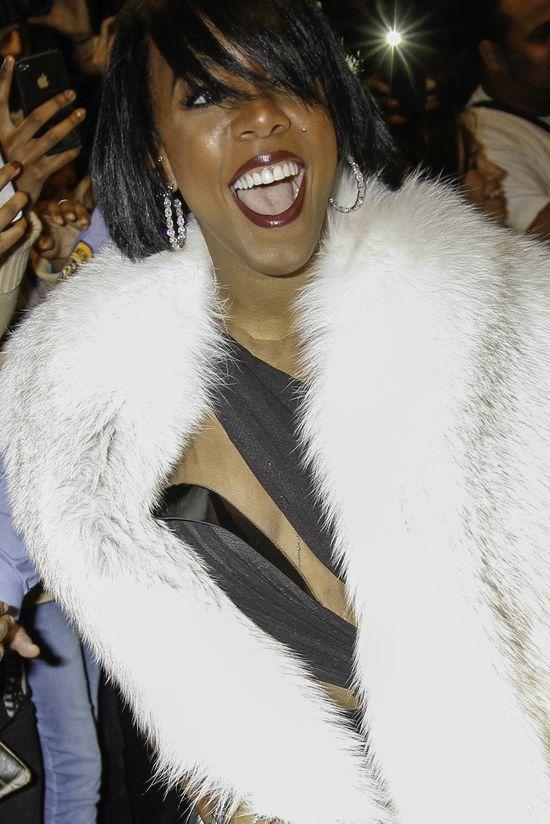 Kelly Rowland zrobi�a TO w tajemnicy!