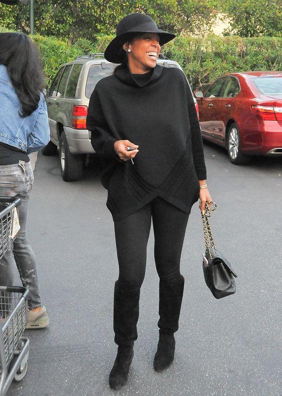 Synek Kelly Rowland rośnie jak na drożdżach (FOTO)