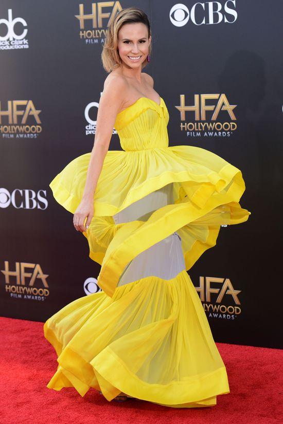 Gwiazdy ba gali Hollywood Film Awards (FOTO)