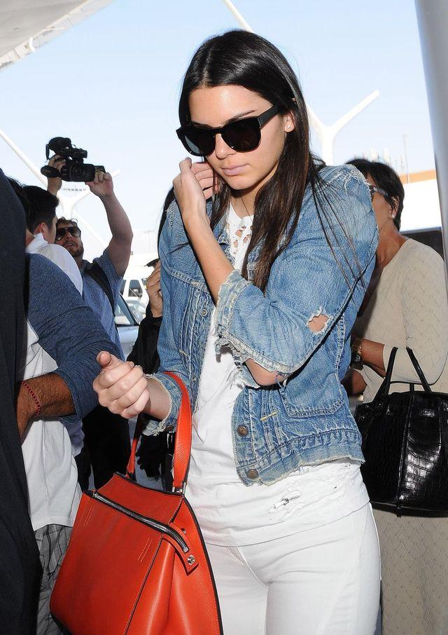 Pierwsza okładka Kendall Jenner dla Vogue (FOTO)