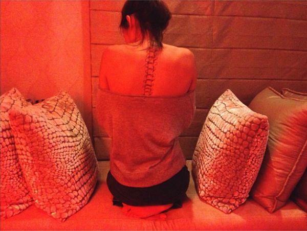 Siostry Jenner zrobiły sobie tatuaże (FOTO)