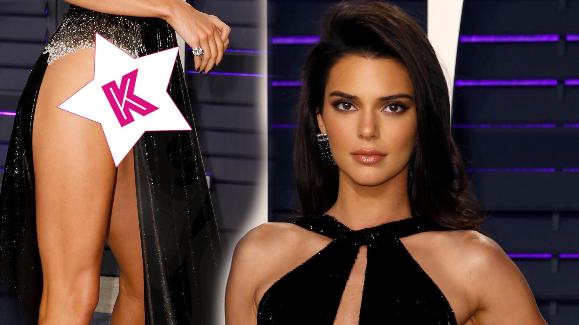 Kendall Jenner w ODWAŻNEJ kreacji, była o krok od wielkiej wpadki (ZDJĘCIA)