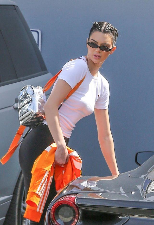 Na punkcie tej fryzury Kendall kiedyś oszalały wszystkie Kardashianki (ZDJĘCIA)