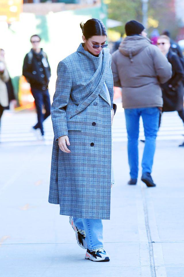 Modowa fantazja poniosła Kendall Jenner?
