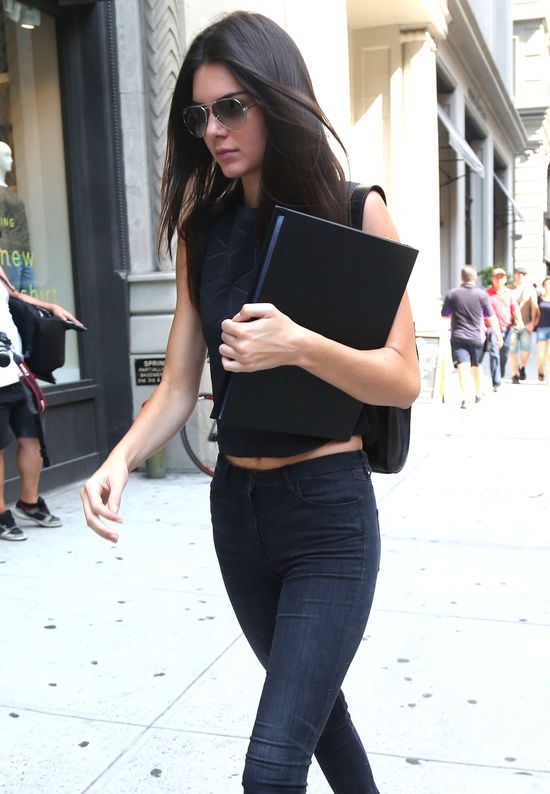 Kendall Jenner szuka pracy (FOTO)