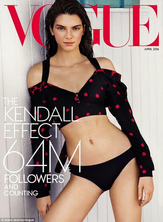 Kendall Jenner wyśmiała studia