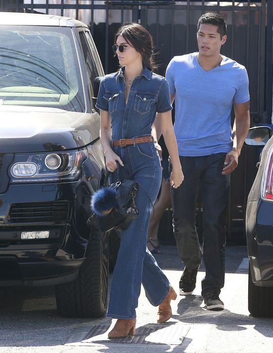 To najmniej seksowny strój Kendall Jenner? (FOTO)