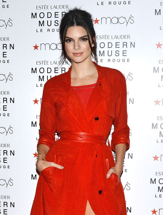 Michael B. Jordan o randce z Kendall Jenner