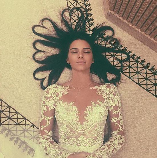 Kendall Jenner uwiedzie Lewisa Hamiltona?