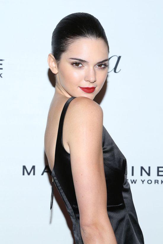 Kendall Jenner poniosła jej wewnętrzna diwa (FOTO)