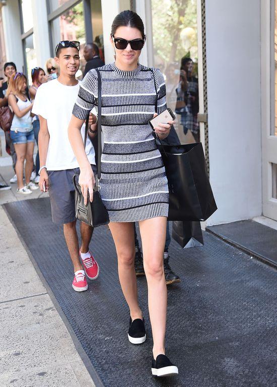 Kendall Jenner wystąpi w 50 twarzach Greya?!