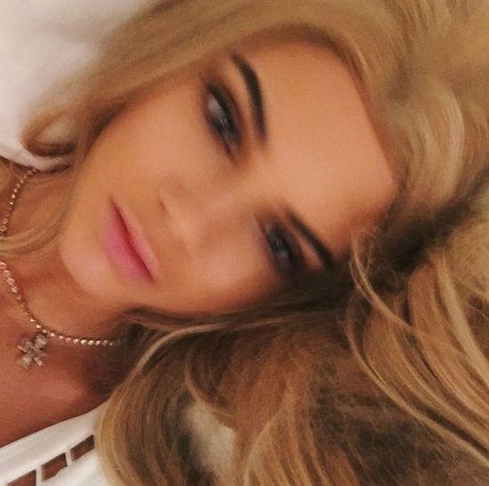 Kendall Jenner jest... blondynką? (FOTO)