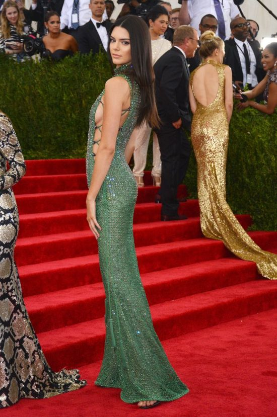 Selena Gomez unikała Kendall Jenner na gali MET