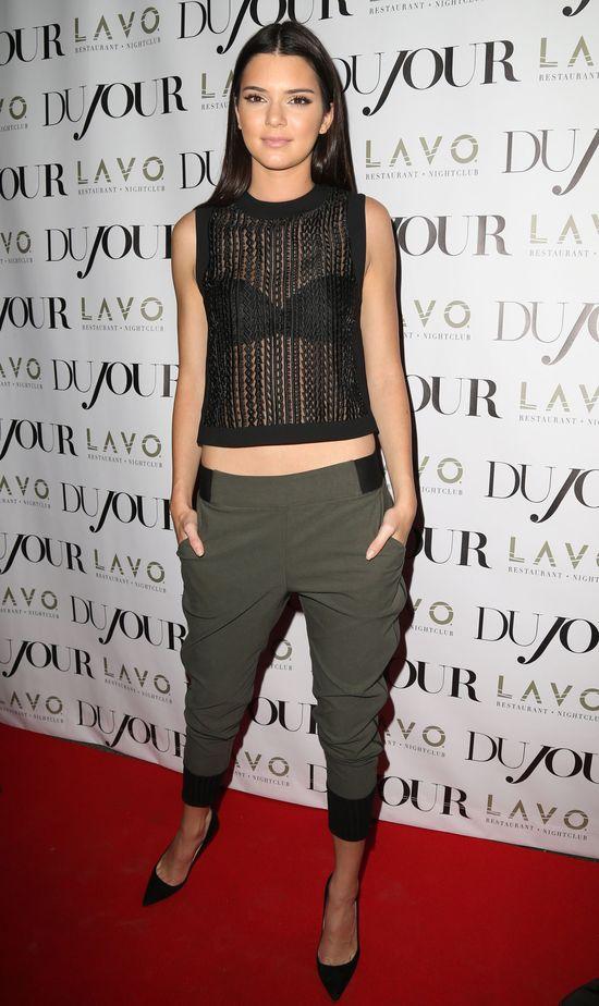 Kendall Jenner ma obsesj� na jego punkcie