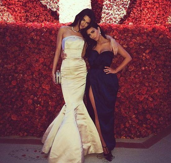 Anna Winour osobiście zaprosiła Kendall Jenner na galę MET!
