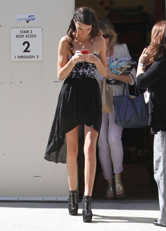 Kendall Jenner: Nie mogę przytyć! (FOTO)
