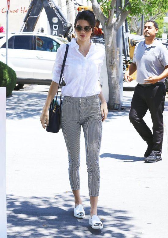 To najseksowniejsze zdj�cie Kendall Jenner? (FOTO)