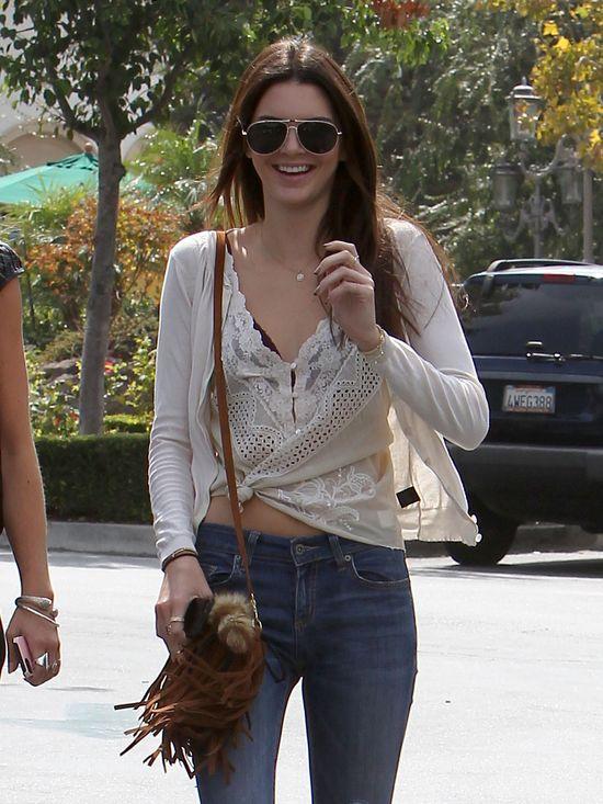 Kendall Jenner i Harry Styles już spędzili ze sobą noc?