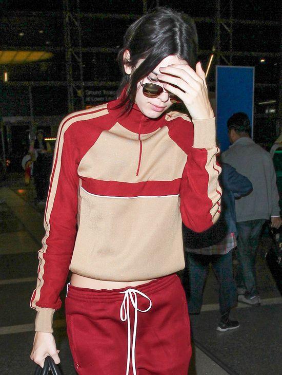 Co Kendall Jenner ma na sobie?! (FOTO)