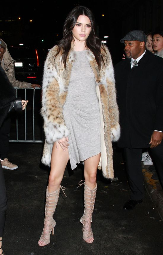 Kendall Jenner na ok�dce ameryka�skiego VOGUE'A! (FOTO)