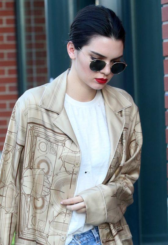 Kendall Jenner bezmyślnie opublikowała dowód na to, że bierze narkotyki!