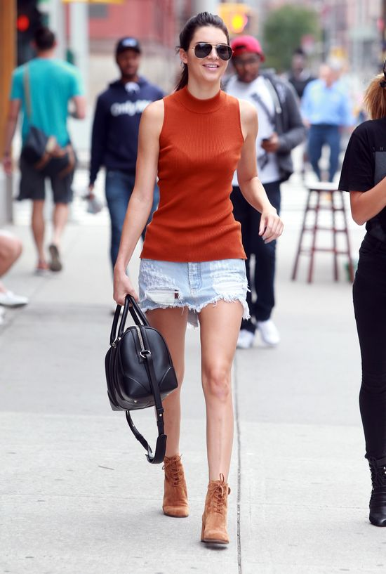 Kendall Jenner trafiła do szpitala!