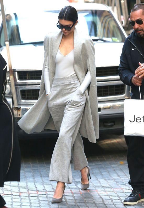 Kendall raczej nie pożyczy biustonosza od Kylie (FOTO)