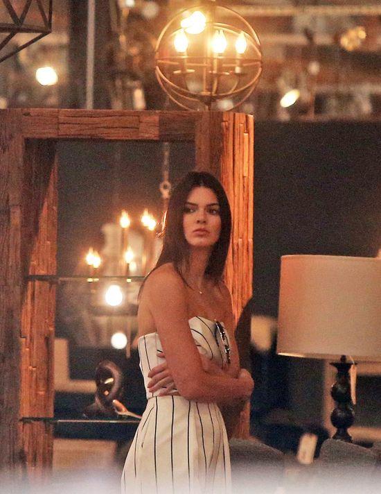 Kendall Jenner gwiazdorzy na planie KUWTK (FOTO)