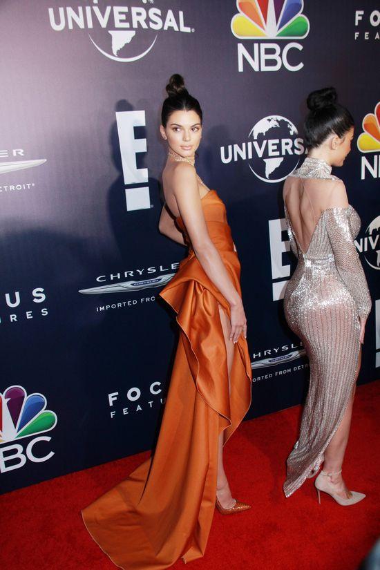 Tragedia na After Party: Kendall Jenner bardziej niż siebie przypomina siostrę!