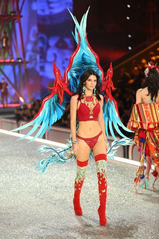 Modelka z VS o cyrku, który zrobiła Kendall Jenner przed wybiegiem