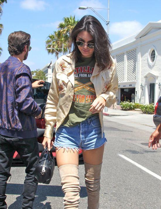 Gdy Kim i Victoria usłyszały o sukcesie Kendall, zzieleniały z zazdrości