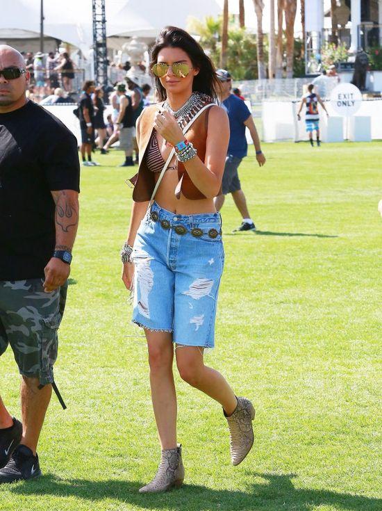 Kendall Jenner o trudnych początkach pracy w modelingu