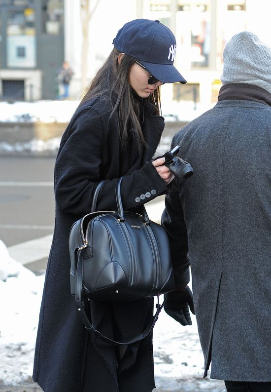 Zimowy outfit Kendall Jenner (FOTO)