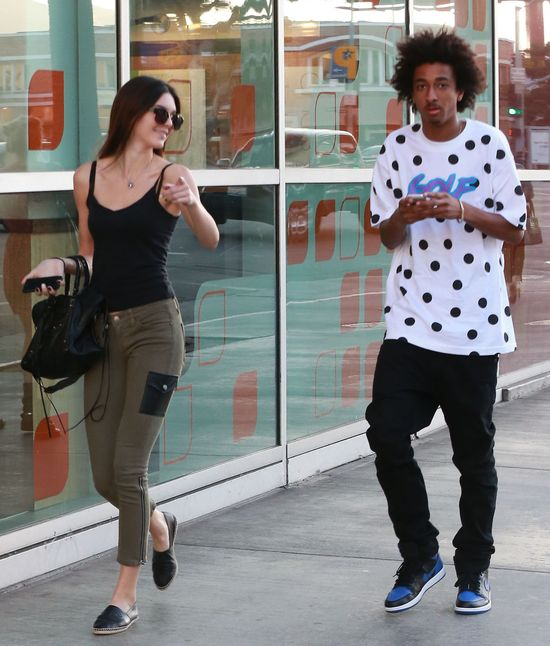 Kenall Jenner ma nowego chłopaka? (FOTO)