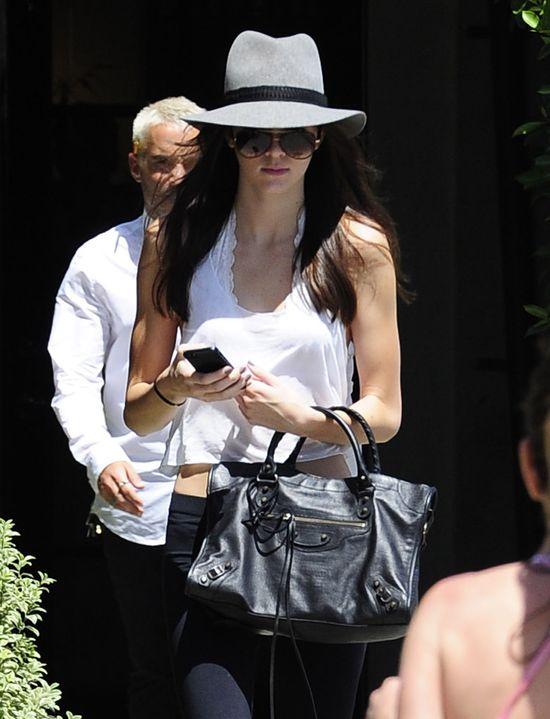 Kendall Jenner spełnia swoje marzenia (FOTO)